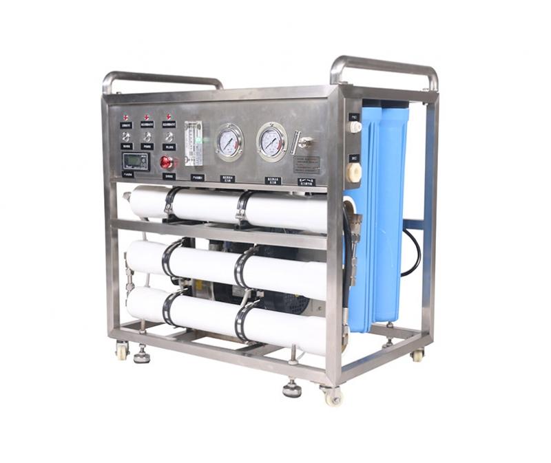 便携式海水淡化设备