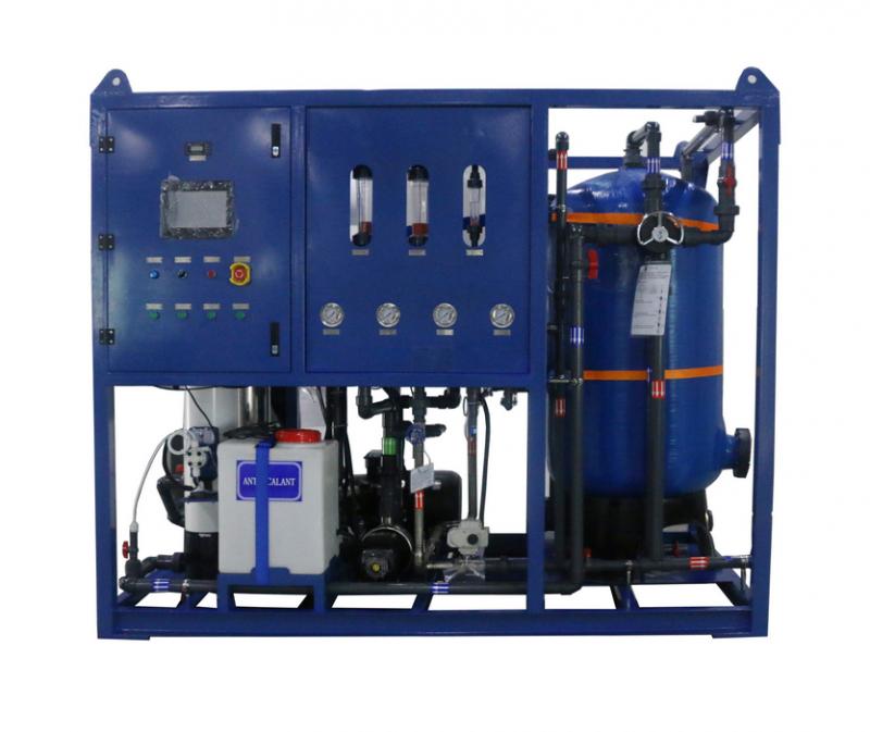 中小型海水淡化设备20~30吨/天