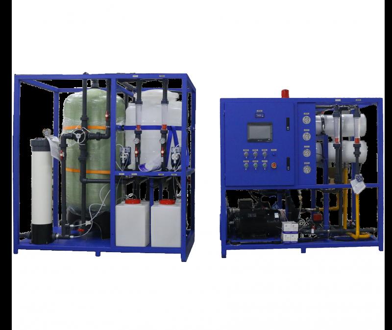 中大型海水淡化设备50吨/天以上