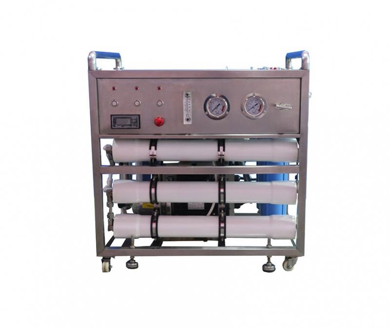 便携式海水淡化设备0.7~2吨/天