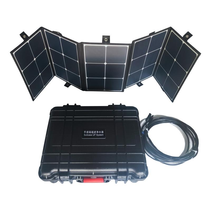 太阳能净水器