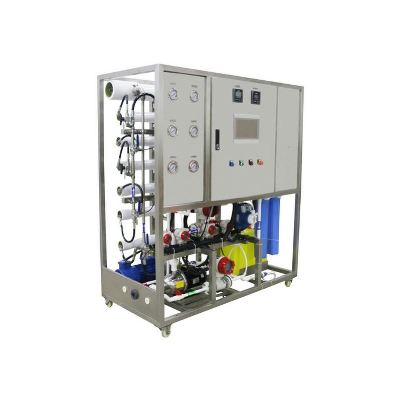 纳滤设备软化浓缩分离脱盐提纯饮用水NF系统